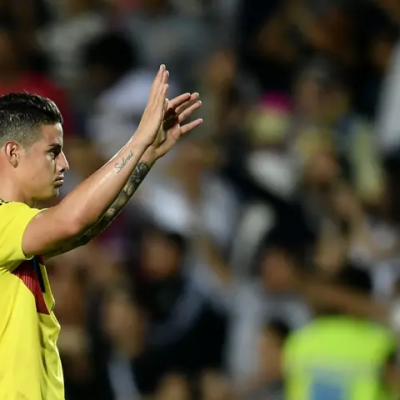 James Rodríguez (Volante)