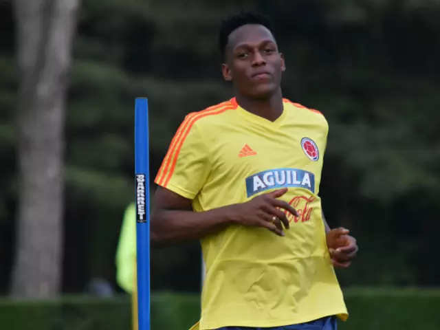 Yerry Mina (Defensa)